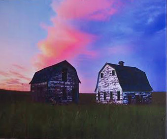 Lost Barns