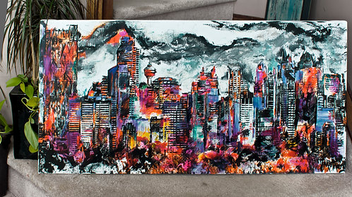 SOLD City Skylines with the Bow