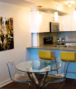 Suite J1 urban kitchen
