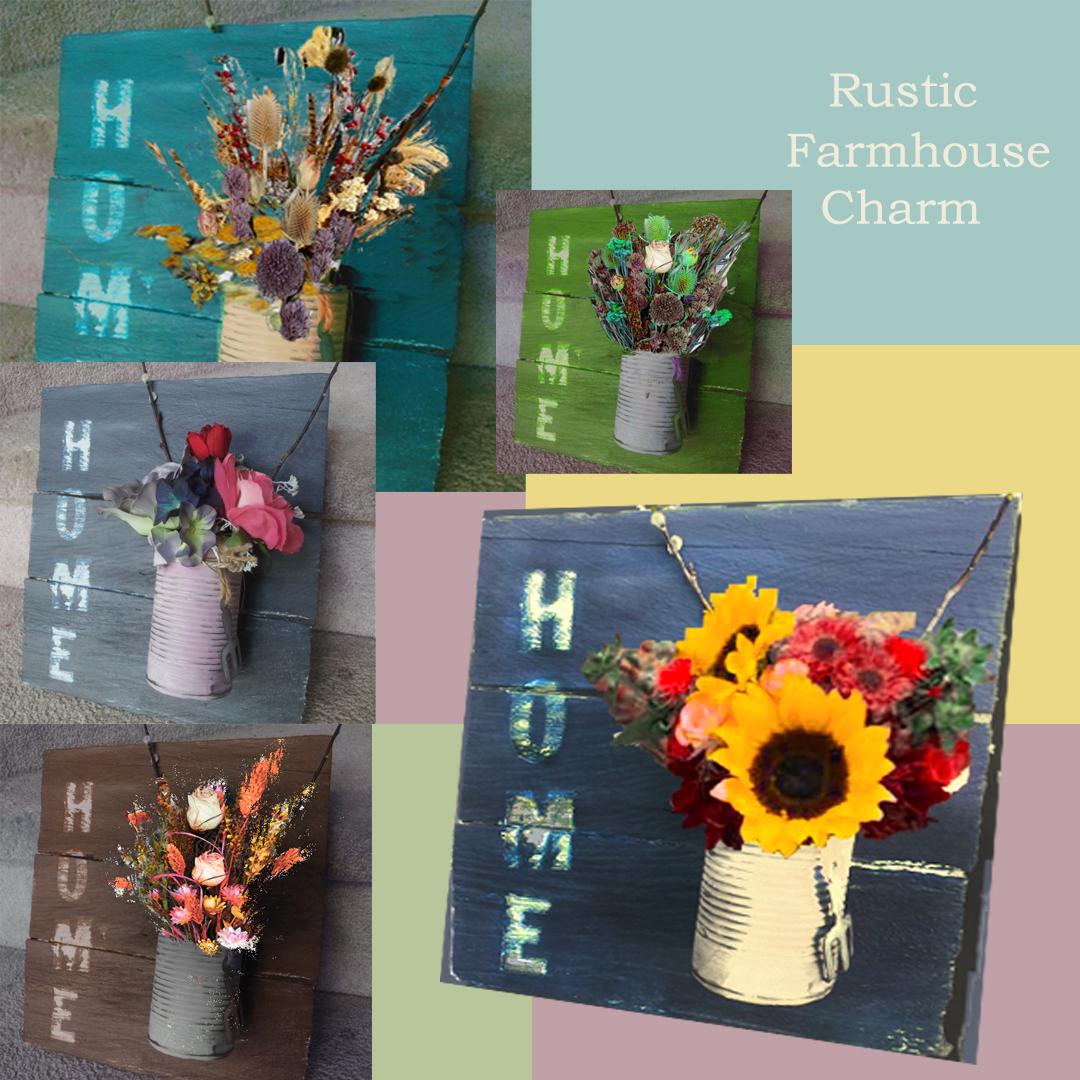Rustic Farmhouse Charm