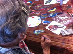 Seniors Art Excursion