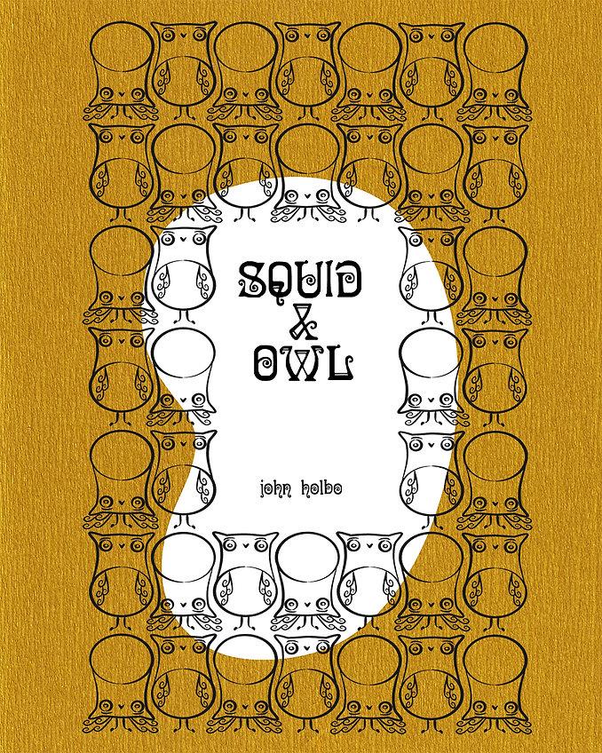 Squid & Owl Cover