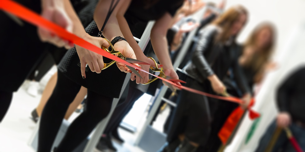 Ribbon Cutting - It Takes A Village Consignment