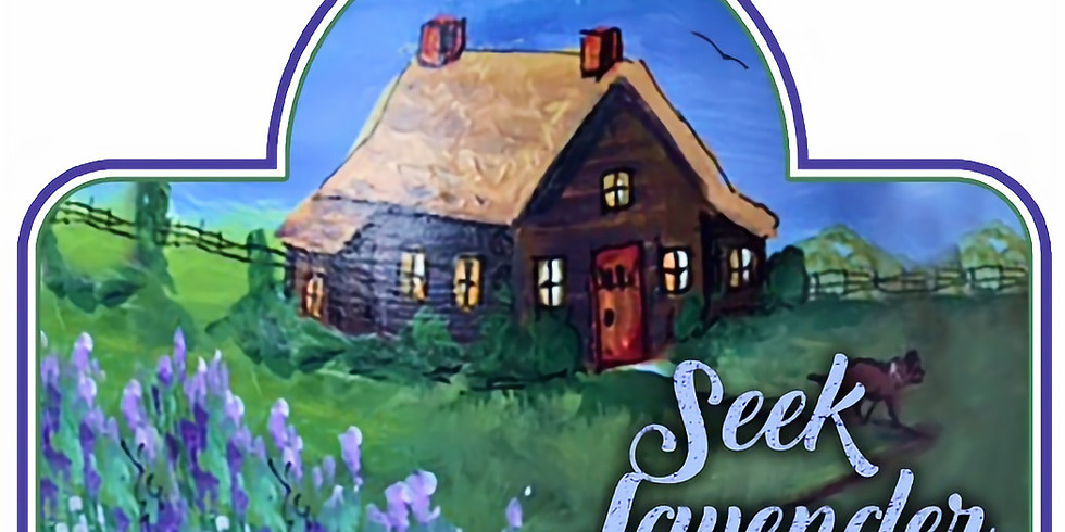 The Little House at Seek Lavender- Most Saturdays and by appointment - always curbside and online