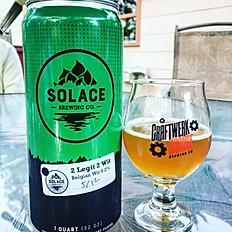 Solace - 2 LEGIT to WIT