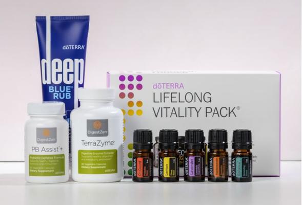 Lifelong Vitality Pack