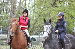 Ecuries des Eiders - cavaliers