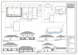 M Simpson, 17 Ballanard Woods, Planning