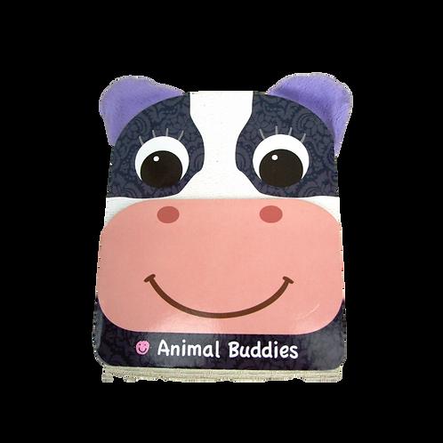 Animal Buddies Cow Book