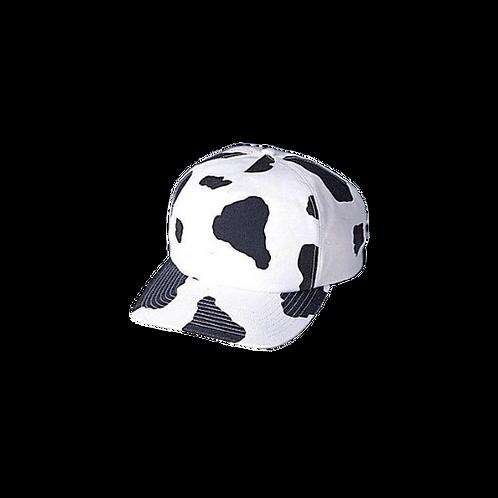 Cow print Baseball Cap
