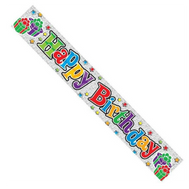 Banners & Bunting For Birthdays