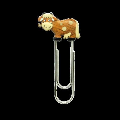 CowPaperclip Bookmark