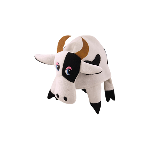 Quirky Cow Party Hat