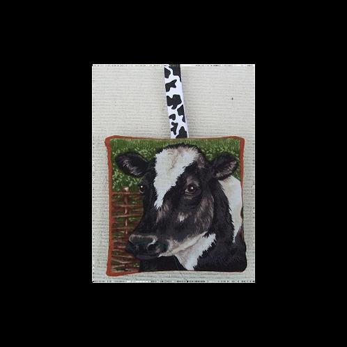 Cow Lavender Bag