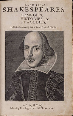 Title_page_William_Shakespeare's_First_F