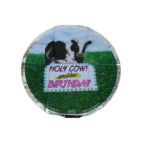Cow Birthday foil Balloon