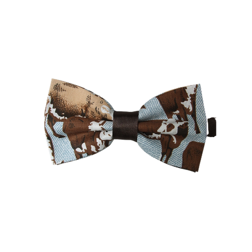 Hereford Cows Bow Tie