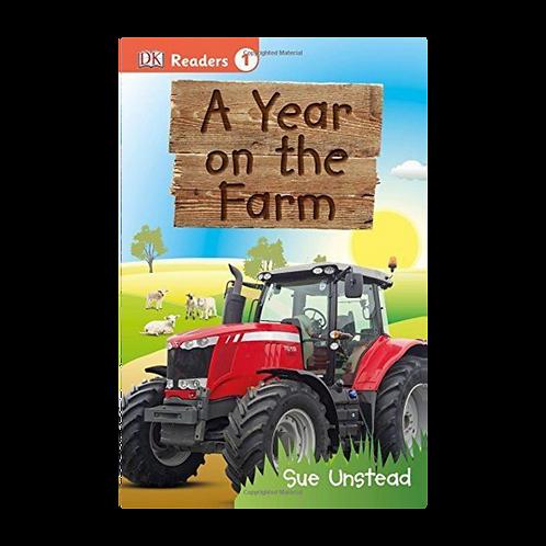 A Year on the Farm Book