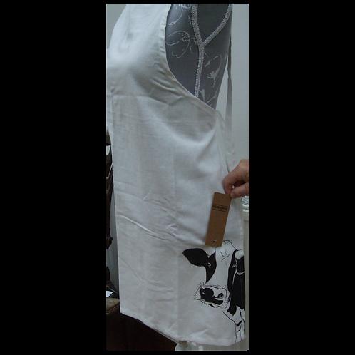 Cow Tea Towel & Apron Gift