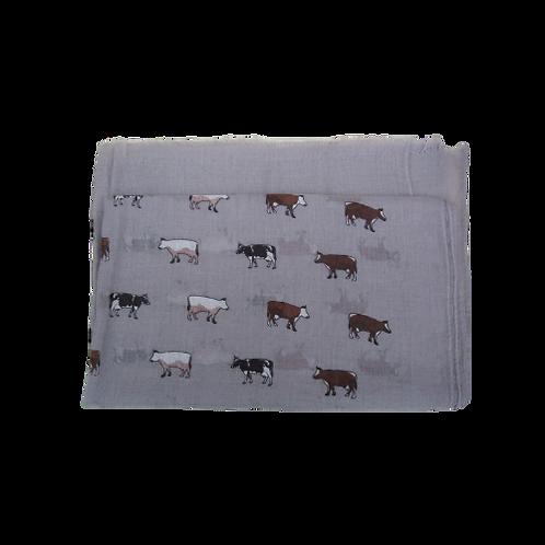 Hereford & Holstein Scarf