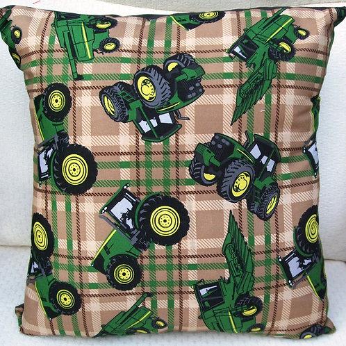 JD Tractors & Harvesters Cushion