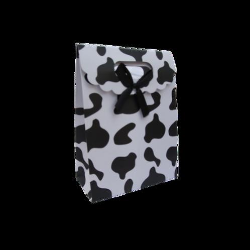 Cow Print gift box/bag