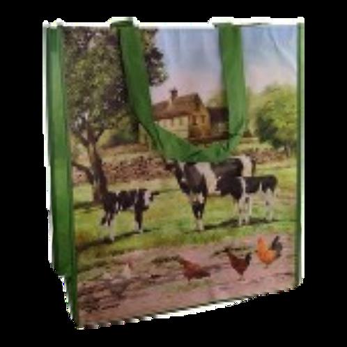 Cow & Calves Shopping/Gift Bag