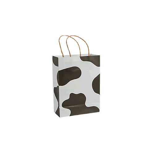 Cow Print Party/Gift Bag