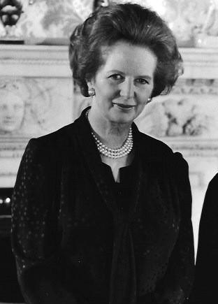 Lady Thatcher @no 10.jpeg