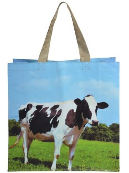 Large Cow Shopping Bag ideal gift bag