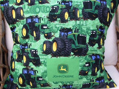 Large John Deere Tractors Cushion