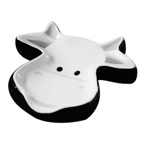 Cow Face dish - T-bags/trinkets