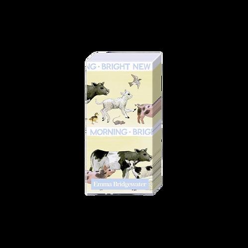 Cow & farm Tissue pack