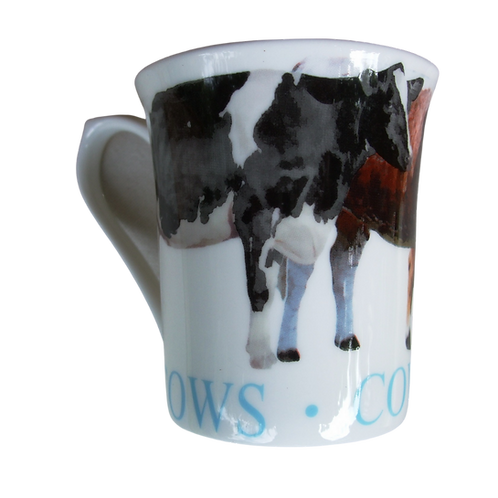 """Cows"" Mug Multi Breed"