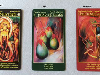 3 Cards Daily Reading