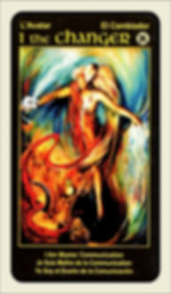 Tarot Card 1 The Changer