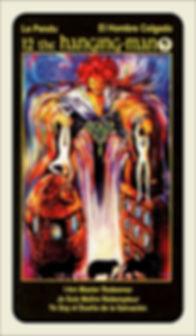 Tarot Card 12 The Hanging Man