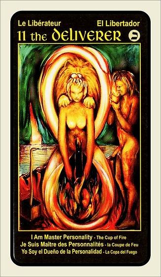 Tarot Card 11 The Deliverer