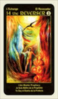 Tarot Card 13 The Reverser