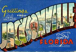 greetings from Jacksonville