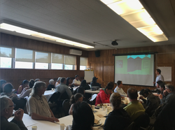 Community Meeting Update in Prince Georg