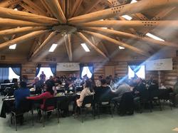 Community Meeting Update in Takla Landin