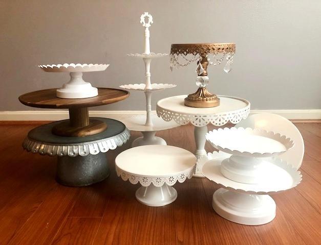 Cake/Dessert Stands