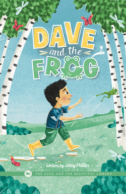 Dave and the Frog Cover-1.0-HOME