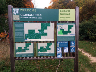 Glacial Hills Pathway and Natural Area: What's Next