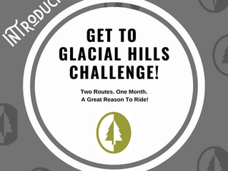 The Get To Glacial Hills Challenge Starts August 1!