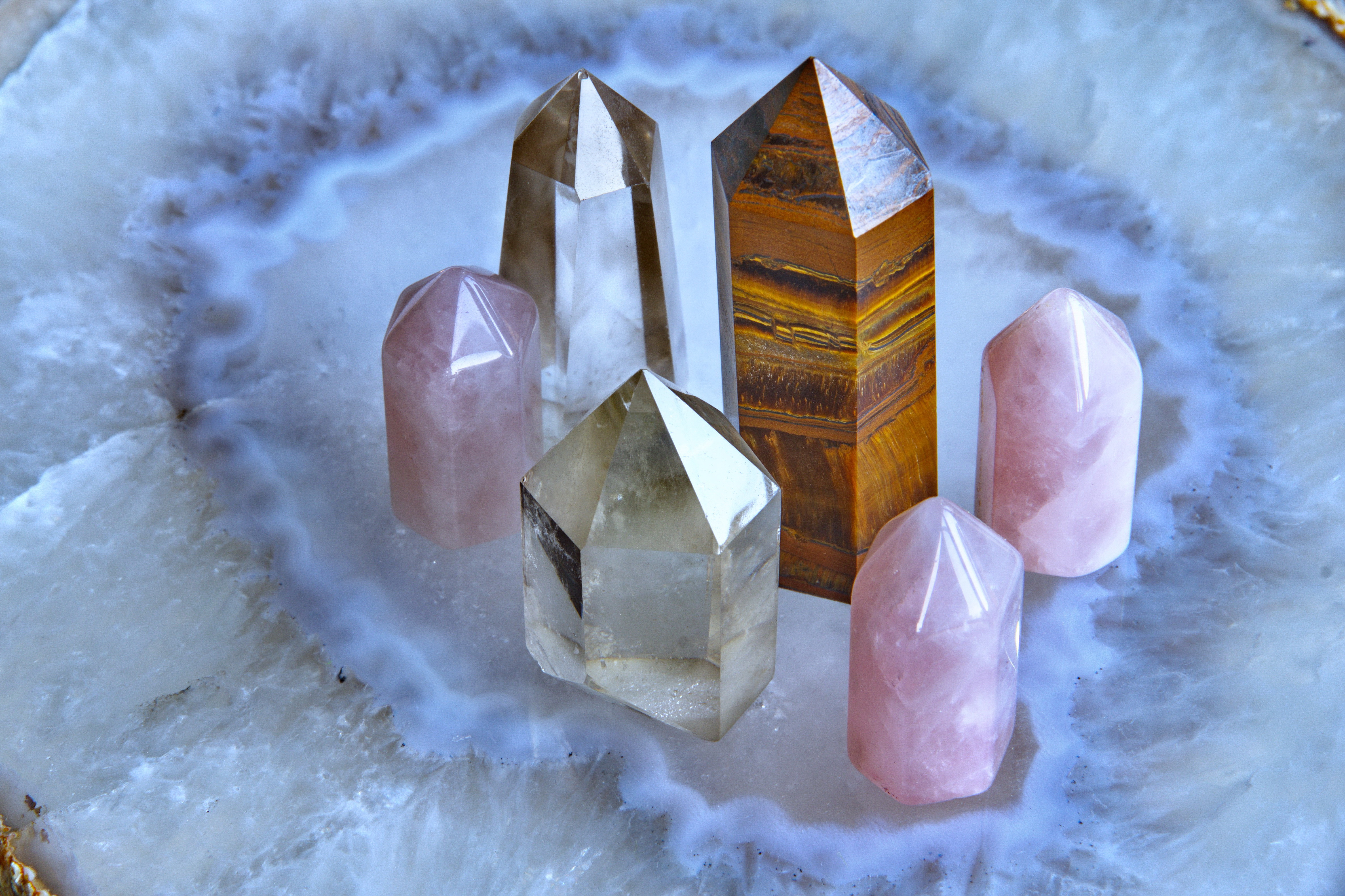 Crystal Energy Therapy