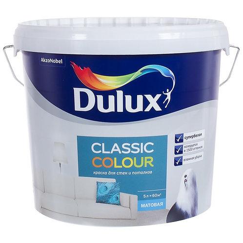 Краска Dulux Classic Colour для обоев (базы BW, BC)