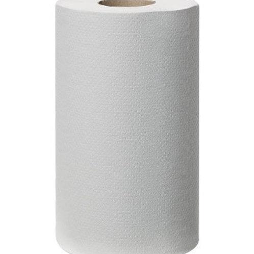 """Протирочная бумага в рулонах Tork """"Reflex"""", (М3) мини рулон, съемная втулка"""