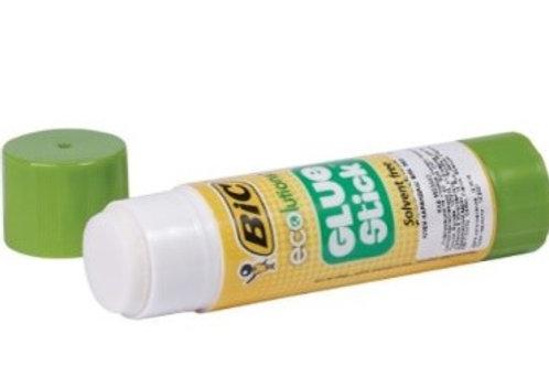 """Клей-карандаш Bic """"Ecolutions"""", 08г, с яблочным запахом"""